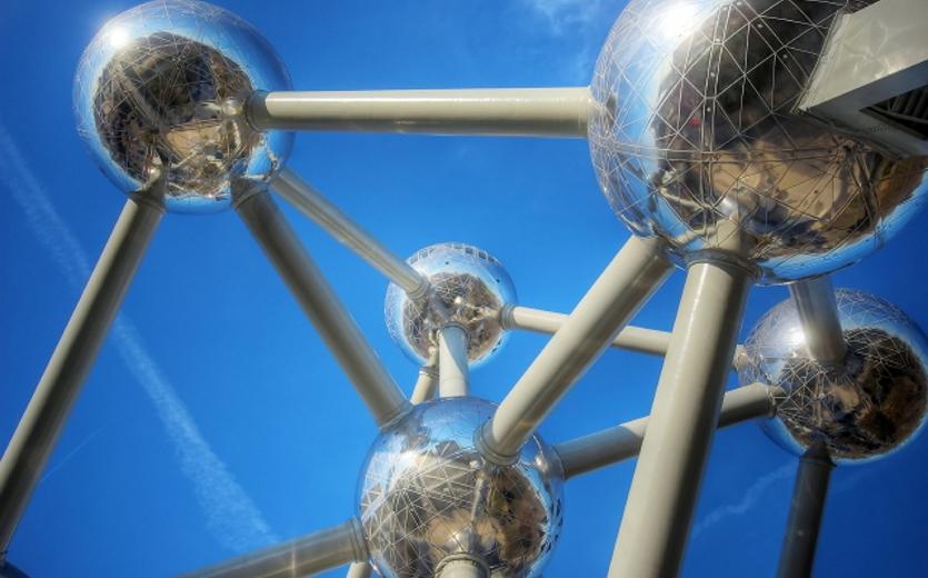 Atomium in Brussel | Foto: carolune (Flickr)