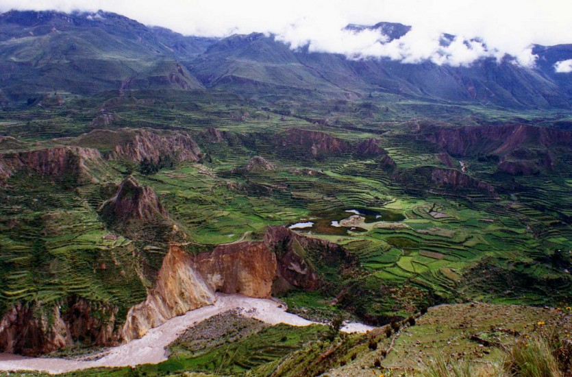 Foto: Colca Canyon (Leonora Enking, Flickr)