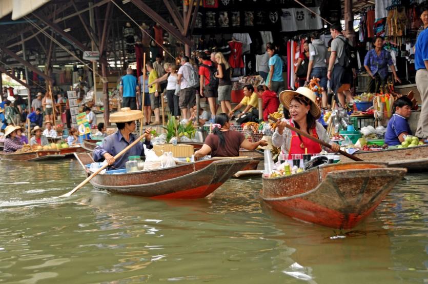 Thailand (Dennis Jarvis, Flickr)