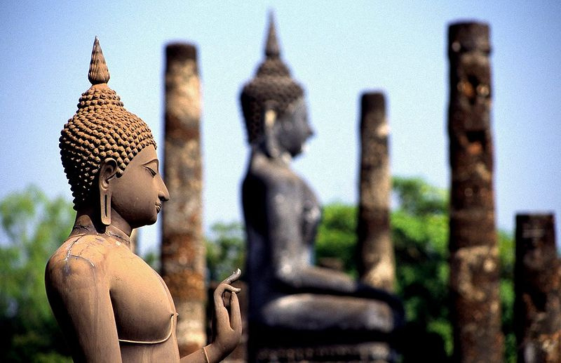 Thailand rondreis - Foto:  melenama (Flickr)